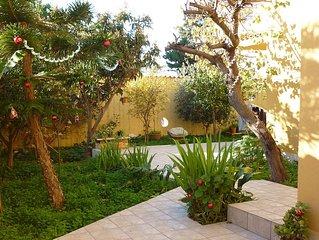 'Da Totuccio' apartments in villa 500 meters from the sea
