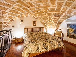 Caratteristico appartamento appena ristrutturato nel centro storico di Lecce.