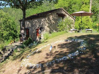 Country House, romantico, Appennino (Ravenna-Firenze-Bologna), 2-3 persone