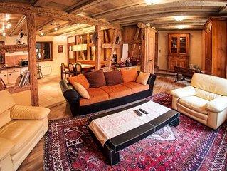 Gite de charme dans l'une des plus vieilles maisons de ribeauville