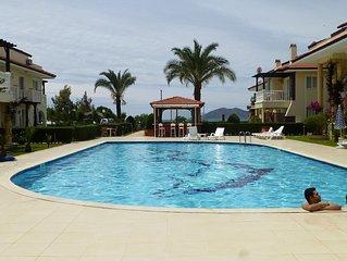3 bed family villa, Seaside residence, Calis beach