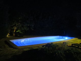 3 Bedroom Villa with private pool, pleasant garden and panoramic view