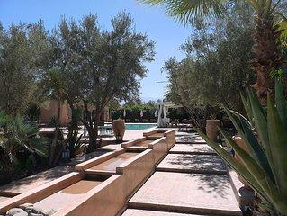 Le Mas de l'Ourika - Villa - 14rooms-28 persons Exclusive