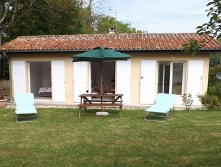 Sans Souci 1 Bedroom Gite with pool near Bergerac, Dordogne