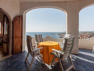 Appartamento panoramico 'IL CASTELLO'
