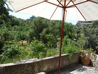 Cottage in Attractive Surroundings Overlooking the Valley of Valldemossa