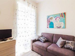 Garden House - apartment with garden in Naples  Center