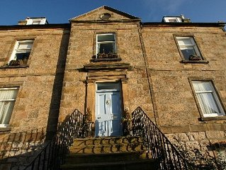 Beautiful Listed apartment in the heart of Forres Morayshire