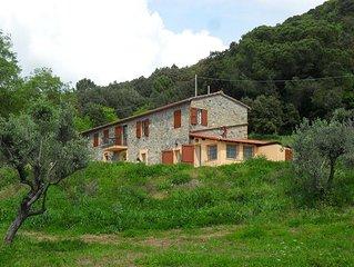 'La Ciliegiola' - Casale in pietra in Toscana, tra mare natura e citta d'arte