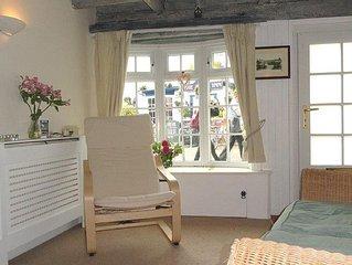 Take a break in the beautiful riverside village of Lympstone in East Devon.