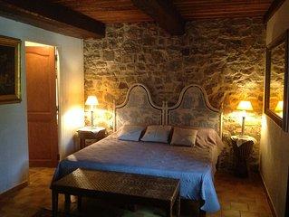 Authentique  Bastide Provençale
