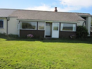 Spacious family bungalow only a stones throw from fabulous beach