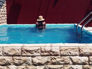 Great House Tipica Canaria with outdoor pool and wifi