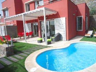 Villa de lujo con piscina privada, terraza y vistas Salobre Golf - Maspalomas