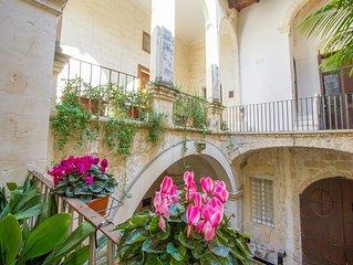 Appartamento in palazzo storico