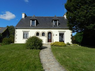 Neo Breton Style Gite in a lovely tranquil village in a rural location