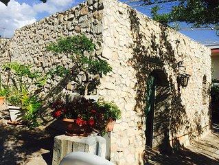 Trullo Salentino (pajara) a Torre Suda (Gallipoli)