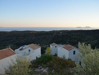 Harakas modern villas with all commodities in preserved South Crete
