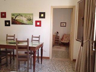 Casa vacanze Sidda fra Trapani e San Vito, a 3 minuti dal mare.
