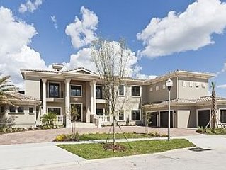 9 Bedroom, 10 Bathroom Villa With Gymnasium, Pool, Hot Tubs, Golf View, Disney 5
