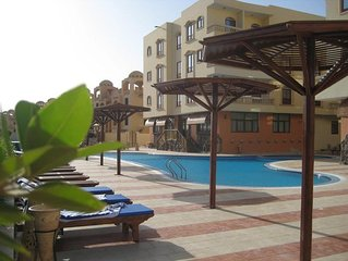 New europian resort Apartment For Rent with extra Service..