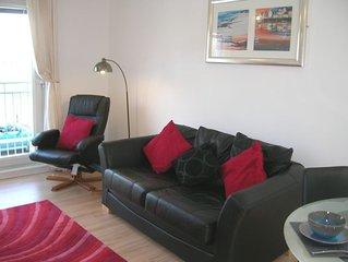 Edinburgh Royal Park apartment close to Holyrood