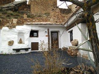 Acacia cave together Balcones de Piedad. Guadix-G