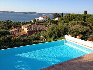 Rental Villa 250 m2 | sea view | 5 bedrooms | Land 2000m2