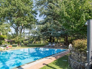 GuestHouse with garden and pool near Faenza, Romagna