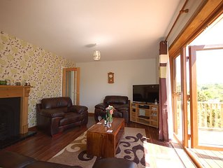 Beautifully furnished home from home , set in the heart of Pembrokeshire.