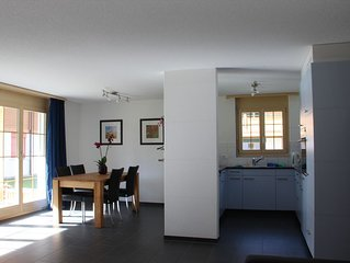 Beautiful 2 Bedroom Apartment With Views Of The Spectacular Lauterbrunnen Valley