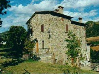 Appartamento 2-4-6 posti in Agriturismo- Brisighella (RA)