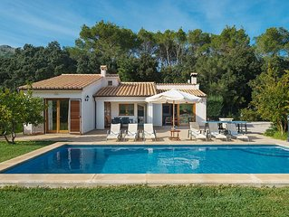 Beautiful holiday house for 6 people near Pollença