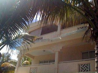 Flic En Flac : appartement de standing - internet ADSL Wifi