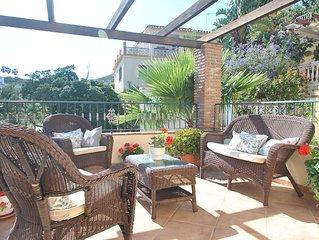 Casa exclusiva en la Costa del Sol Malaga