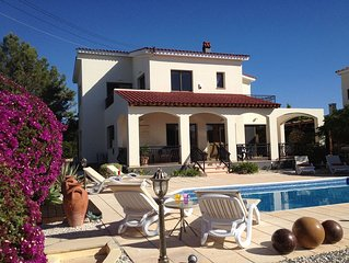 Spacious luxury villa, landscaped gardens, private pool located in Secret Valley