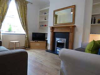 5mins stroll from York City Centre, lovely Victorian 3 bedroom house.