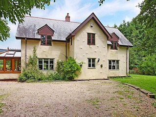 Beautiful Detached Property With Stunning Views Of The Quantock Hills