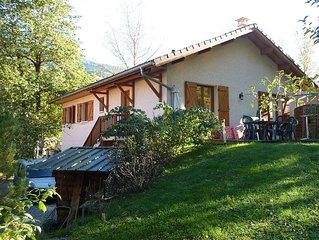 Bienvenue chez Luc et Laurence en plein coeur de la Tarentaise en Savoie