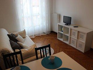 Accogliente appartamento vista collina