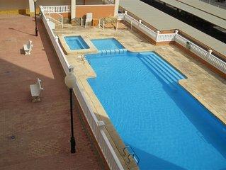Bright 2 bedroom apartment in Luz Bahia, Veneziola