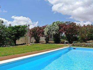 Antica villa di campagna con piscina e parco privati