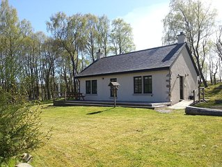 Grant Cottage, 2 bedroom luxury holiday accommodation near Loch Ness
