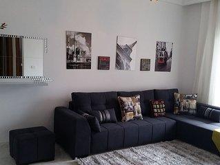 Appartement de Haut Standing dans le nouveau quartier chic de Tunis