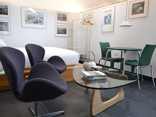 The Stable Studio at Haroldston House in Solva