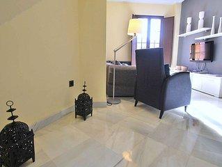 L5.3 Dorm. Apartamento con Terrazas/WIFI/Climatizacion/Cocina en Casco Historico