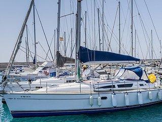A Different Way to Stay! Beautiful Yacht in San Sebastian de La Gomera