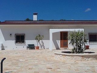3 bedroom, 2 bathroom villa with swimming pool