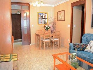Apart. Sevilla 3 bedrooms A / A