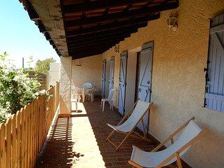 Maison individuelle T3 proche Aix-en-Provence / Marseille